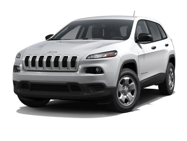 2017 Jeep Cherokee SPORT FWD Sport Utility for sale in Sanford, NC at US 1 Chrysler Dodge Jeep