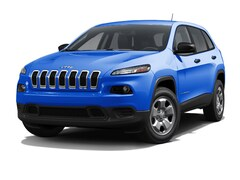 Used 2017 Jeep Cherokee Sport FWD SUV 1C4PJLAB2HW596086 in Silver City, NM