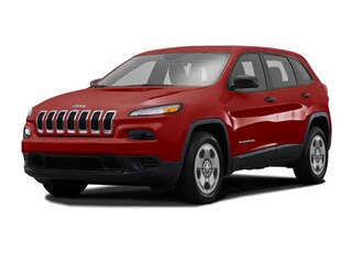 Used 2017 Jeep Cherokee Sport SUV Near Sebring