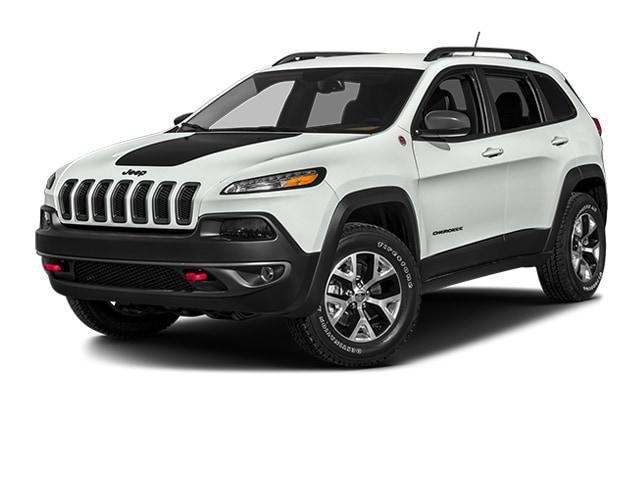 2017 Jeep Cherokee Trailhawk 4x4 SUV