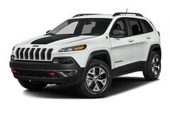 used 2017 Jeep Cherokee Trailhawk SUV Big Rapids