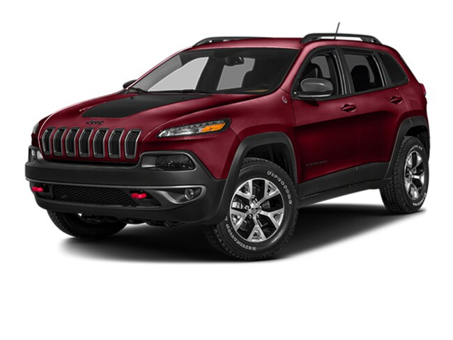 2017 jeep cherokee trailhawk l plus 4x4 for sale lander wy. Black Bedroom Furniture Sets. Home Design Ideas