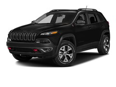 New vehicles 2017 Jeep Cherokee TRAILHAWK L PLUS 4X4 Sport Utility for sale near you in Sandy, UT