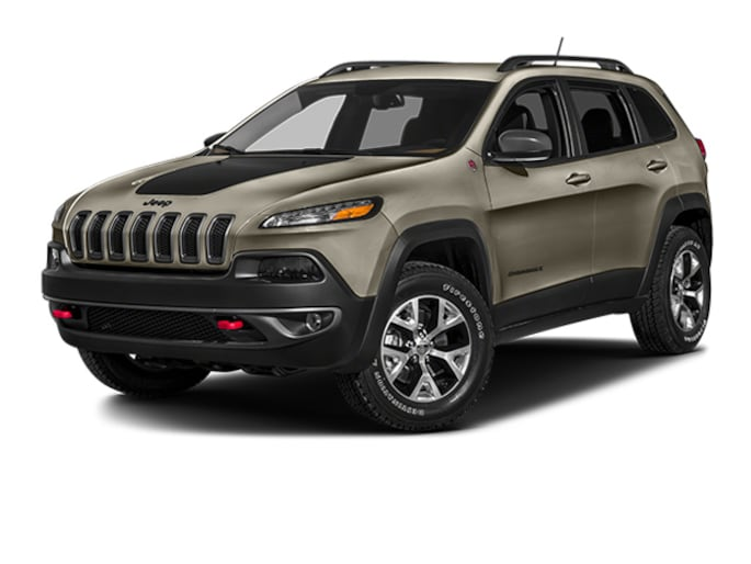 2017 Jeep Cherokee TRAILHAWK 4X4 Sport Utility