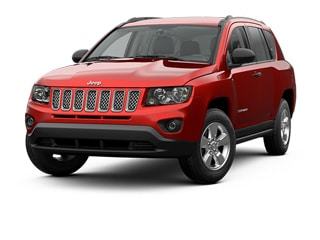 All-New 2017 Jeep Compass