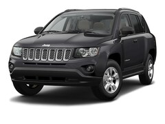 2017 Jeep Compass MK COMPASS 75TH ANNIVERSARY EDITION FWD Sport Utility