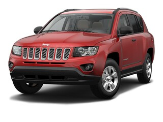 Pre-Owned 2017 Jeep Compass Sport FWD SUV 1C4NJCBA3HD134385 for Sale in Lancaster, OH