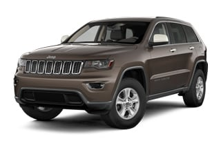 2017 Jeep Grand Cherokee SUV Walnut Brown Metallic Clearcoat