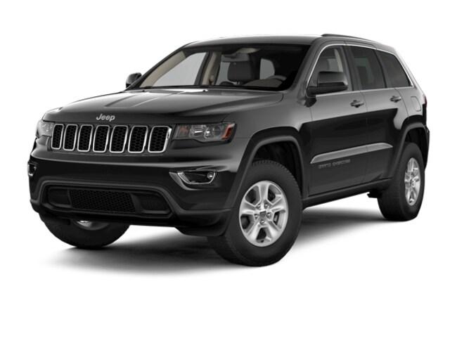 Certified Used 2017 Jeep Grand Cherokee Laredo 4x4 SUV Denver