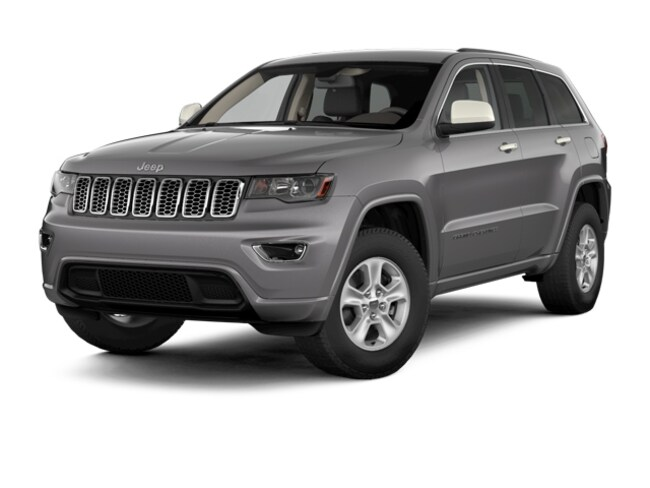 New 2017 Jeep Grand Cherokee ALTITUDE 4X4 Sport Utility in White Plains, NY