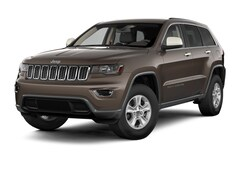 Used 2017 Jeep Grand Cherokee Laredo SUV in Watertown, NY