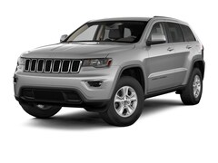 Used 2017 Jeep Grand Cherokee Laredo SUV for sale in Perry, GA