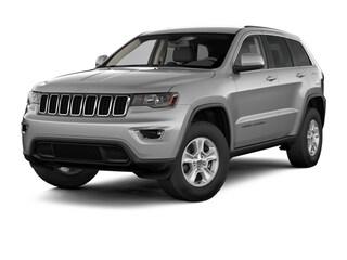 Used 2017 Jeep Grand Cherokee Laredo 4x4 SUV 1C4RJFAG1HC956939 J181573A in Brunswick, OH