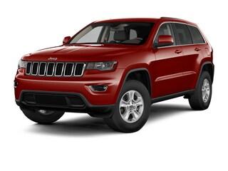 Used 2017 Jeep Grand Cherokee Laredo 4x4 SUV 1C4RJFAG0HC777386 J181662A in Brunswick, OH
