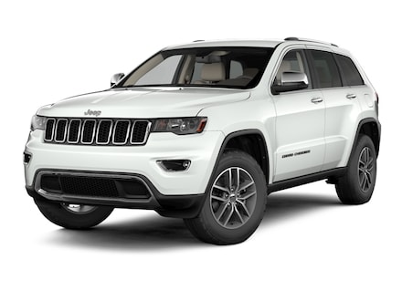 2017 Jeep Grand Cherokee Limited w/Nav SUV
