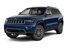 2017 Jeep Grand Cherokee Limited 75TH Anni 4x4 Limited  SUV