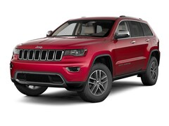 Used 2017 Jeep Grand Cherokee Limited 4x4 SUV For Sale in Southold, NY