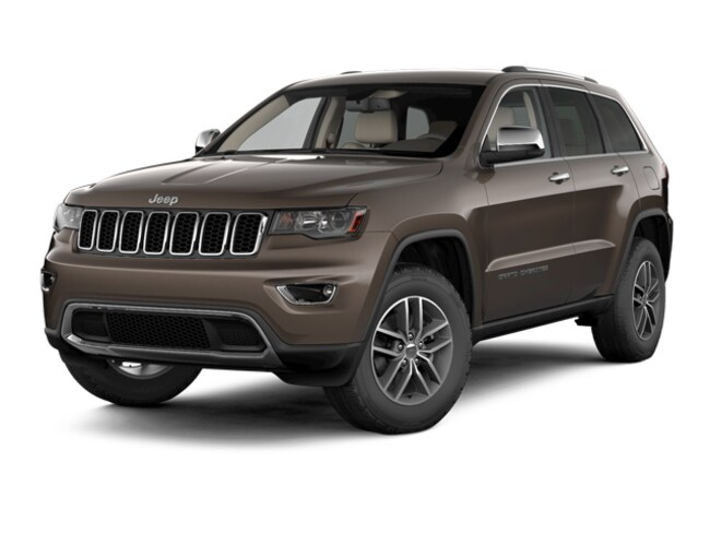 Certified 2017 Jeep Grand Cherokee Limited 4x4 SUV Harrisburg IL