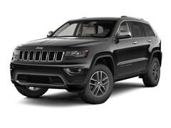 2017 Jeep Grand Cherokee Limited 4x2 SUV 1C4RJEBG0HC626556