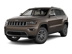 Used 2017 Jeep Grand Cherokee Limited SUV for sale in Starkville, MS