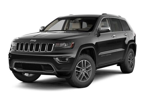 2017 Jeep Grand Cherokee SUV