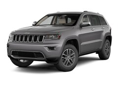 New 2017 Jeep Grand Cherokee Limited 4x4 SUV for sale near Pittsburgh, PA