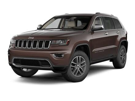 2017 Jeep Grand Cherokee Limi Limited 4x4