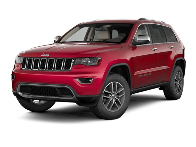 New 2017 Jeep Grand Cherokee LIMITED 4X4 Sport Utility Cincinnati