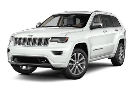 2017 Jeep Grand Cherokee Overland 4x4 SUV