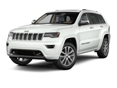 Certified Pre-Owned 2017 Jeep Grand Cherokee Overland 4x4 Sport Utility for sale in Woodbury, NJ