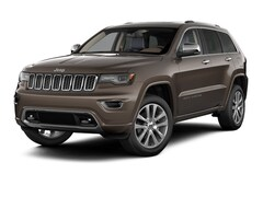 Used 2017 Jeep Grand Cherokee Overland 4x4 SUV 1C4RJFCT3HC676286 for Sale in West Palm Beach, FL