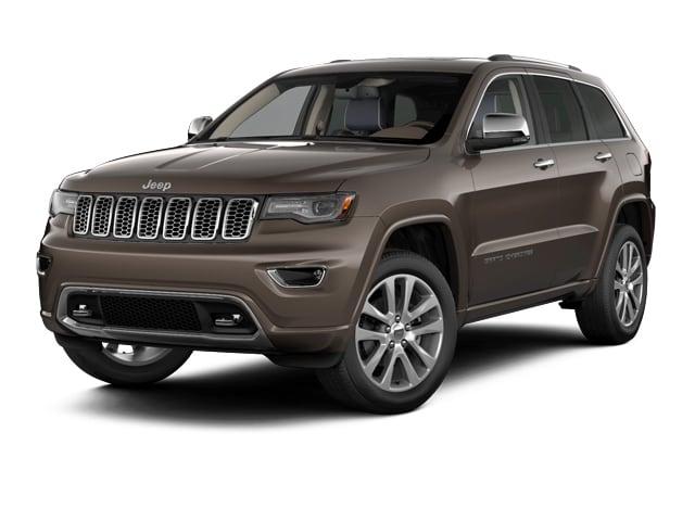 2017 Jeep Grand Cherokee Overland RWD SUV