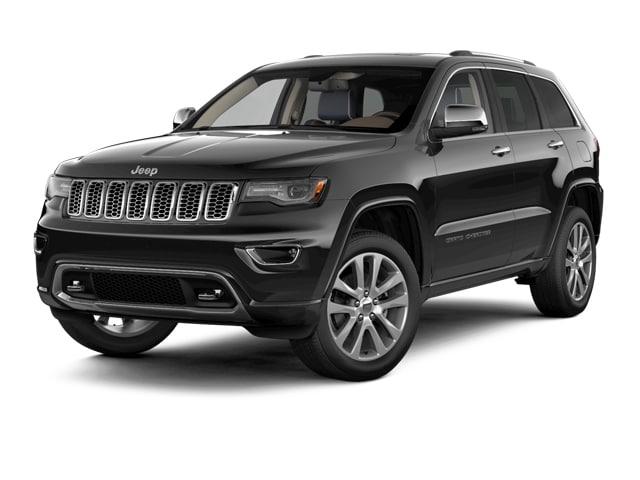 2017 Jeep Grand Cherokee Overland SUV