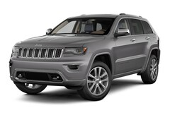 New 2017 Jeep Grand Cherokee Overland 4x4 SUV in Greer, SC