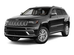 2017 Jeep Grand Cherokee Summit 4x2 Sport Utility