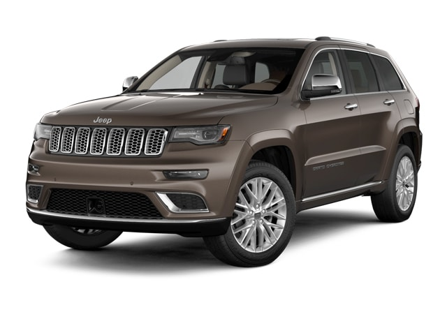 2017 Jeep Grand Cherokee Summit RWD SUV