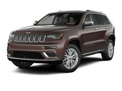 2017 Jeep Grand Cherokee Summit 4x4 Sport Utility