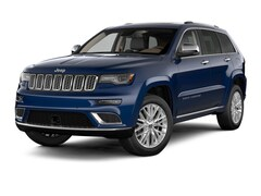 New 2017 Jeep Grand Cherokee Summit 4x4 SUV for sale near Pittsburgh, PA