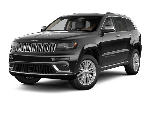 2017 Jeep Grand Cherokee Summit 4x4 SUV
