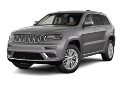 2017 Jeep Grand Cherokee SUMMIT 4X4 Sport Utility