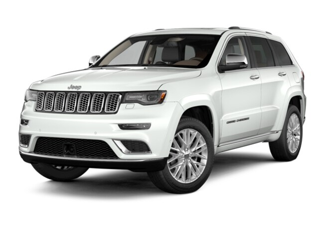 Used 2017 Jeep Grand Cherokee Summit 4x4 SUV for sale in Oneonta, NY