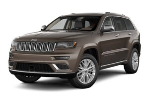 2017 Jeep Grand Cherokee Summit 4x4