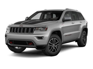 2017 Jeep Grand Cherokee Trailhawk 4x4 SUV in Portsmouth, NH