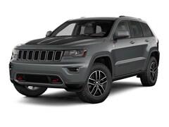 Used 2017 Jeep Grand Cherokee 4WD Trailhawk SUV for sale in Springfield, IL