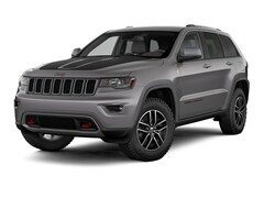 Pre-Owned 2017 Jeep Grand Cherokee Trailhawk 4x4, Sunroof, NAV SUV for sale in Lima, OH