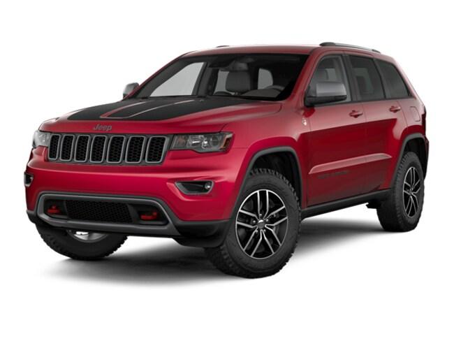 Used 2017 Jeep Grand Cherokee Trailhawk 4x4 SUV Burlingame