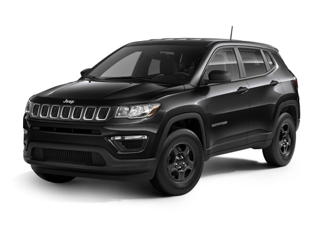 2017 Jeep New Compass Sport 4x4 SUV