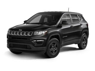New 2017 Jeep New Compass Sport SUV in Danvers near Boston