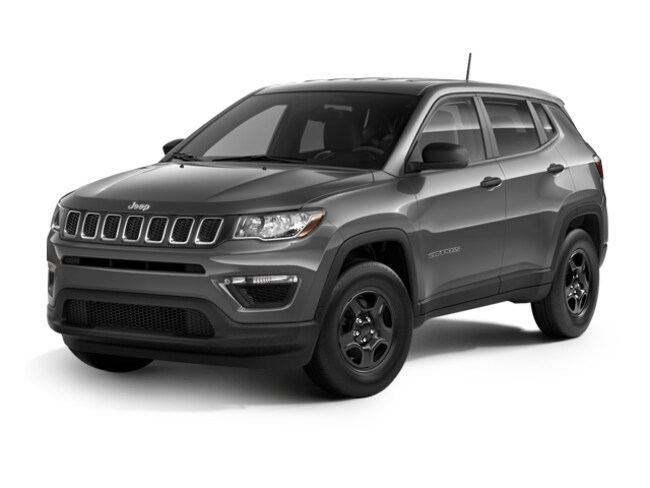 Used 2017 Jeep New Compass Sport SUV for sale in Chico, CA