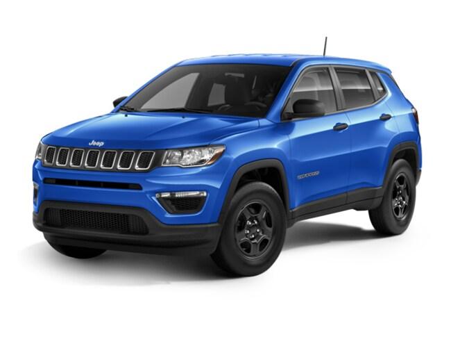2017 Jeep New Compass Sport SUV